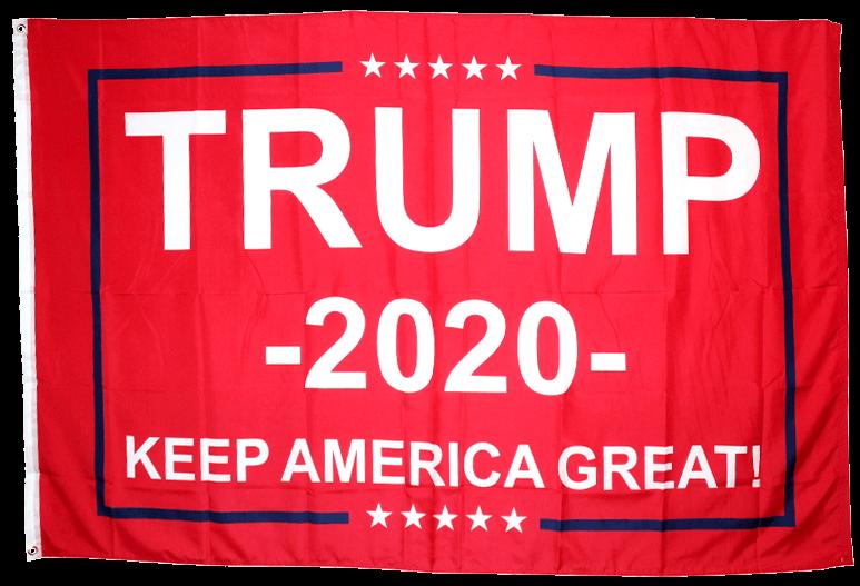 Free Trump Flag Red