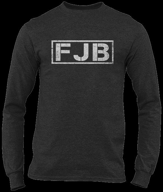 FJB Long Sleeve Shirt Dark Shirt